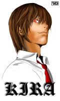 Yagami Light by teews666