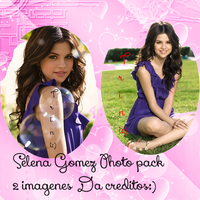 ~Selena Photo Pack by trinidad2010