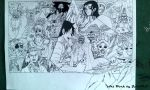*One Piece* Art Work{Hand drawn}project2 by JasonDreamer