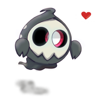 Chibi Duskull by ZymonasYH