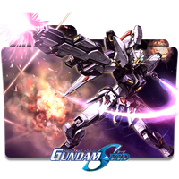 Icon Folder - Gundam Seed by alex-064