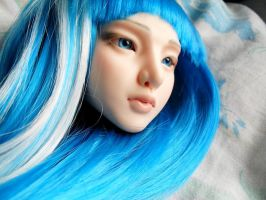 Souldoll Kanguk head for sale by TheGreenFish