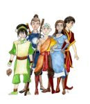 Team Avatar by jdrainville