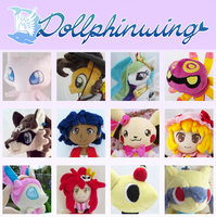 Dollphinwing.com by spoonyliger