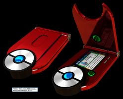 Pokedex 3D - Hoenn, 3rd Generation by robbienordgren