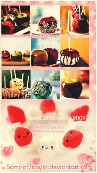Apple Candy .. by Samt-al7anyin