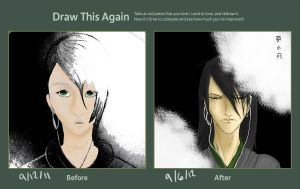 Draw This Again Contest: Miyoko by 4cats2dogs
