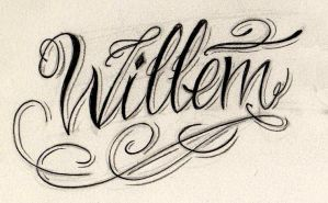 my name by WillemXSM