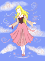 Princess Eilonwy by Smiley1starrs