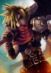KH Cloud Strife by Adrian Wolve by AdrianWolve