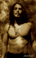 Chris Cornell by Zizzorhands