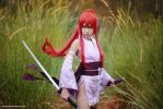 Fairy Tail - Erza Scarlet by vaxzone