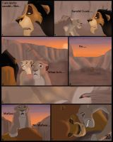 Scar's Reign. Ch 1 Passing Of Kings. Pa 4 by BeeStarART