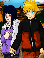 Naruhina - Date by Okky-RightBrain