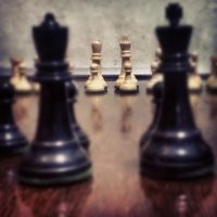 Among Kings and Queens by LukeApoApo