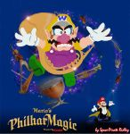 Mario's PhilharMagic by Space-Pirate-Ridley