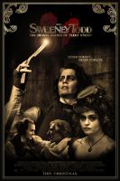 Sweeney Todd Entry 4 by blackfender66