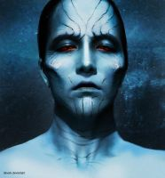 Young Laufey make up by Develv