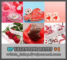 80 Valentine 100x100 Bases by witch-fairy