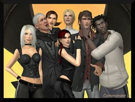 XNA Lara - The Cast - Updated by SeventhLife