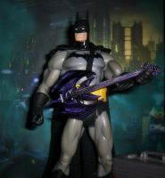 The Dark Knight.. Of Metal by PsychosisEvermore