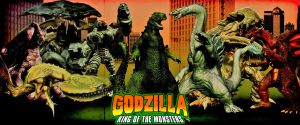 Godzilla: King of the Monsters by Awesomeness360
