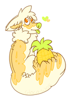Pineapple adopt [CLOSED] by LoserDoge