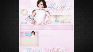 Ordered design (ultimate-lilycollins.blog.cz) by dailysmiley