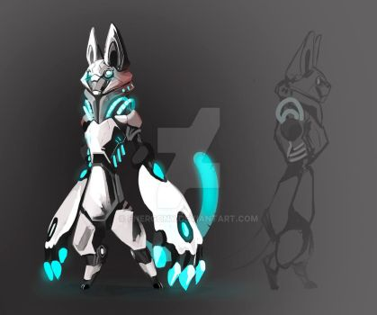 Adoptable! C.A.T. auction#112 (closed) by Energony