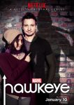 Hawkeye Squared Poster 2 by nottonyharrison