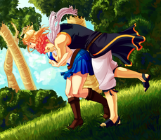 Fairy Tail: Tag by Masterday
