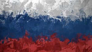 Russian Flag Wallpaper by anonymouscreative