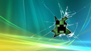 Windows Creeper Wallpaper by Andyd4
