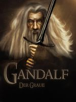 Gandalf by Celairen