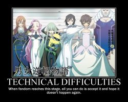 Due to Technical Difficulties by KentraSnow