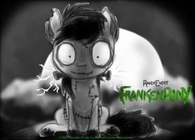 FrankenPony by RavenEvert
