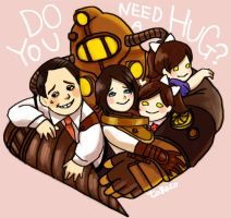 Do you need a hug? by togaco
