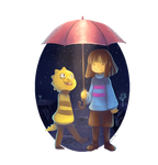 Undertale by LEILA-S-P7
