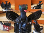 Toothless version 2 by Freedomsland93