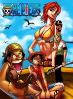 One Piece by akfc