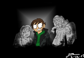 Ask Future Edd - Time Traveling Shinanigans by xxInvaderDanixx