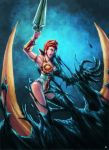 Teela-symbiote by cric