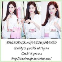 PHOTOPACK #25 SEOHYUN SNSD by dinotranGTN