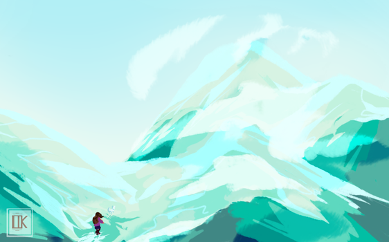 Mountains by TheJourneyofmylive