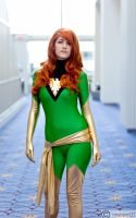 Jean Grey Phoenix by coolsteel