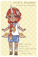 Ganymede - available(ish) by kiimcakes