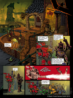 DieselStormers #01 : Boot Camp by Fougna