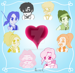 Circle of Melody and Love by Lordy-Oh