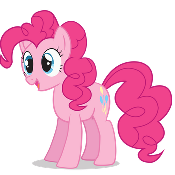 Happy Pinkie (Revision) by GJB93