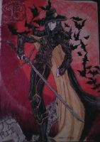 vampire hunter d by yuewolf